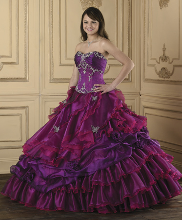 Vizcaya Quinceanera Dress