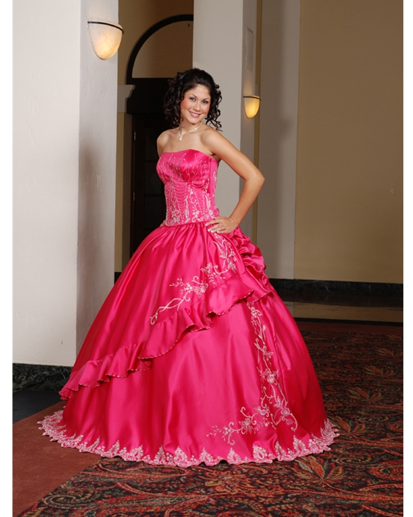 quinceanera dress alyce